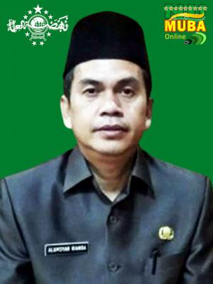 Drs. H. ALAMSYAH RIANDA, MH